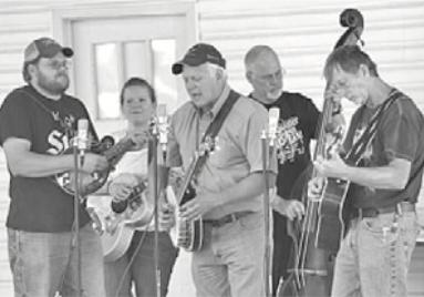 Whitewater Bluegrass Band